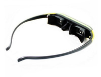Wholesale 84inch Wide Virtual Glasses Mobile Theatre w AV in FPV Watch video iPhone