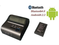 Wholesale Newest mm Mni Mobile Portable Thermal Receipt Printer Android Bluetooth Printer Mini Android Printer Supplier with SDK