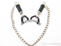 New! Hot! BDSM Gear Female Use Nipple Clips Clamps SM Games ...