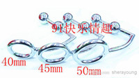 New Steel Anal Ball Plug Butt Plug Cockring Cock Rings Penis...