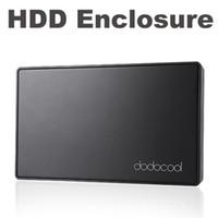 Wholesale dodocool USB quot SATA External HDD Hard Drive Enclosure TB Hot swap