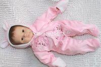 Cheap Baby Reborn Photography Photo Reborn silicone the soft toys Fashion toys handmade doll NPK6005-3