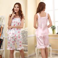 pajama short sets