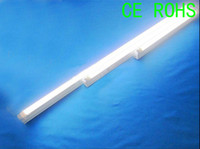 Cheap Wholesale - T8 LED tube light 2835 LED fluorescent tube lamp tube lighting SMD 2835 0.6M 600MM super bright high brightness free shipping