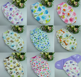 Wholesale Brand New Fashion Swaddle Newborn Sleeping bags Layers baby sleepsacks wraps Baby Swaddling Sleep Bag Infant Wrap