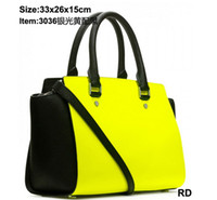 Wholesale New Shoulder Hand Bag MK aslant bags of candy color bag handbag