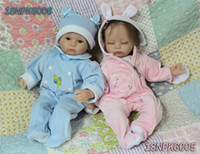 Cheap silicone reborn baby dolls, Newborns,girl boy ,40cm