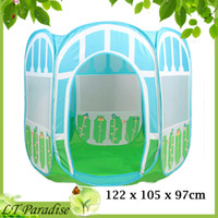 Tents Animes & Cartoons Polyester 2014 New Toy Tent AOLE-HW Outdoor Children Toy Tent Fashion Kids Game House Magic Portable Funny Tent for 1-3 Years Old Kids
