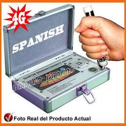 Wholesale 2014 latest reports Ver Spanish quantum magnetic resonance health analyzer with a quad processor QAS3S DHL free