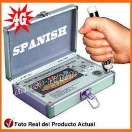 Wholesale Latest G Ver Quantum Resonance Magnetic Health Analyzer sub health Analyzer Spanish Standard Amway Software Promotion