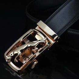 Wholesale military equipment mens belt straps ceinture corset Automatic belt buckle leather belt men s business casual leopard