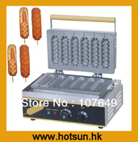 Wholesale Hot Sale V V Commercial Use Electric Lolly Waffle Maker Machine
