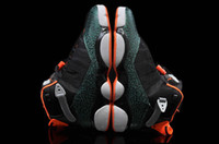 Wholesale Limited Basketball Shoes Rings Black Atomic Orange Wolf Grey Sports Boots On Discount Sale Sports Athletics Men s Sneaker Training Shoes