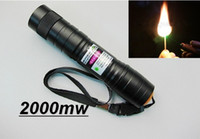 Green 2w laser - 2000mw w laser pointers green lasers burn match adjustable w changer box