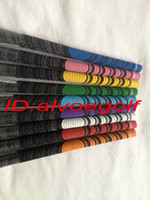 Wholesale high quality golf grips for golf driver grips or golf irons grips new model golf clubs golf rubbers colors DHL free ship