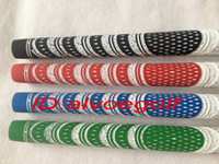 golf grips Driver wood - New golf grips wearproof multi compound whiteout grips colors golf driver fairway woods irons golf clubs grip