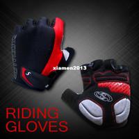 Wholesale Original Half finger Bicycle Racing Gloves Motorcycle Motorbike Bike Cycling Glove Motocross Downhill GEL MTB BMX Bicycle Gloves