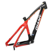 Wholesale Carbon fiber light giant NEW XTC C carbon fiber frame Mountain bicycle frame