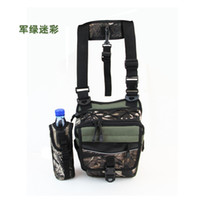 fishing rod bag - Lure Fishing Waist Leg Bag Satchel Fishing Accessories tackle bag baitbags fishing rod backpack
