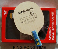 Wholesale Table For Table Tennis Butterfly Table Tennis Blade SK7 Table Tennis Bat NEW