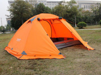 Wholesale Four Seasons Winter Tent High Quality Aluminum Poles Camping Tent Person Outdoor tents by DHL