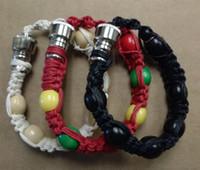 Wholesale click n vape bracelet smoking pipe for tobacco weed sneak a toke discreet