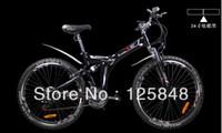 Wholesale folding mountain bike double shock absorption shimano21 mountain bike performance bicycles bicycle light mountain bicycle