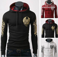 Wholesale Lowest Price Men s Clothes Casual Slim Hoody Tops Men s hoodies men s Sweatshirt Outerwear