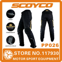 Wholesale 2014 Scoyco P026 Motorcycle Pant men Sport Removeable Inner Warm Winter Waterproof Protective Trousers Promotion
