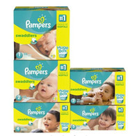 Wholesale Pampers Swaddlers Diapers Size count for pounds