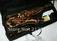 Wholesale Saxophone with Case Golden YAS62 Alto Saxophone In Stock Best Musical instruments Hot