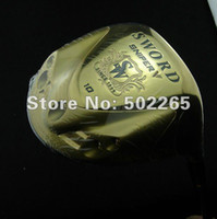 Wholesale New Sword Sniper V Golf Driver or Loft Tour AD vd r Shaft r s