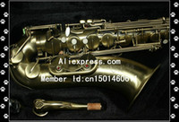 Wholesale NEW Antique Tenor Saxophone SELMER With Case Top High Quality Musical Instruments