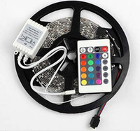 waterproof led strip - 5M RGB SMD Strip LED Flex M waterproof LED Light