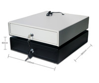 cash register - Bills Position Lock POS Cash Register Cash Drawer can be Used alone with RJ11 Interface