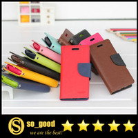 Cheap For Apple iPhone flip cover case Best PU Black for iphone 5 case