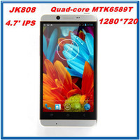 Best free shipping Android 4.2 CUBOT One MTK6589T Quad Core 1.5GHz 4.7 Inch HD IPS Screen,1GB RAM+4GB ROM
