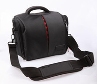 Neck Straps Nylon Lens Cases Waterproof Camera Case Bag for Canon DSLR EOS 1100D 1000D 700D 650D 600D 550D 500D 450D 40D 50D 60D 70D 5D 7D with RainCover