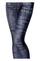 alphabet leggings - 2014 NEW Fashion Women s Sexy ALPHABET Rock Punk Tight Slim Leggings Fitness Pants