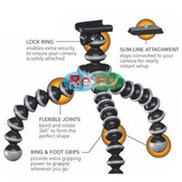 Wholesale Mini Flexible Tripod Gorillapod for Digital Camera Size S