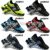 Free shipping New Arrival Men's Spring Blade Running Shoes Top quality
