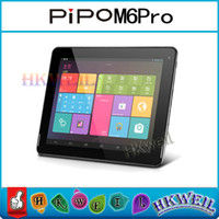 Wholesale PIPO M6 PRO M6pro RK3188 Tablet PC G Quad Core inch Android GPS RAM GB ROM GB x1536 Dual Camera IPS Retina Screen HDMI WEIL