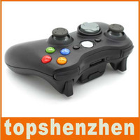 Wholesale 2 G Wireless Controller For XBOX360 Wireless Joystick For Official Microsoft XBOX Game Controlle