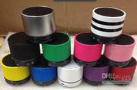 Wholesale Fashion New Mini Hi Fi Player Bluetooth Wireless Stereo Portable Speakers Speaker Loudspeaker