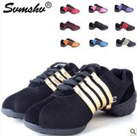 Wholesale Sansha Sansha Dance Shoes Authentic Jazz Shoes Genuine Sansha Modern Shoes with Breathable Design Aerobics Shoes Factory Outlets