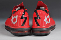Cheap Wholesale Kevin Durant VI KD 6.5 Mens Basketball Shoes Air Sneaker Men Sports Shones Fashions Athletics Boots Online Cheapest Sale Mix Order