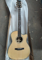 Solid Body electric guitars amps - 2014 New Factory Germany guitar show Lakewood custom acoustic electric guitar solid spruce top amp rosewood sides handmade acoustic guitar