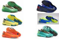 Cheap Free Shipping KD 6 VI Basketball Shoes