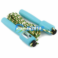 Wholesale Calorie Counter Timer Jump Skipping Rope Digital LCD