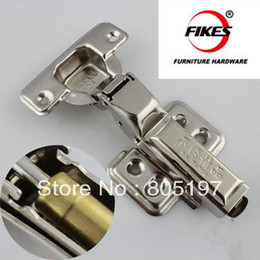Wholesale Clip on stainless steel hinge furniture hinge cabinet hinge hydraulic hinge full overlay half overlay insert type